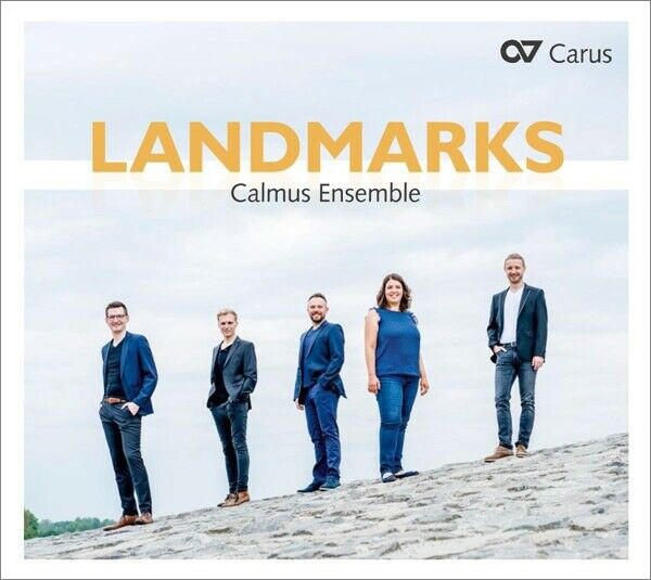 Landmarks Calmus Ensemble CD